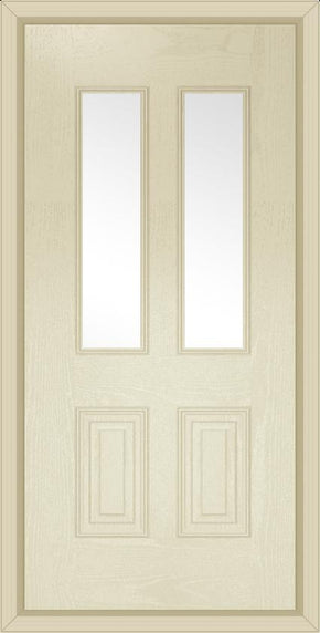 External PVC Front and Back Doors Tipperary
