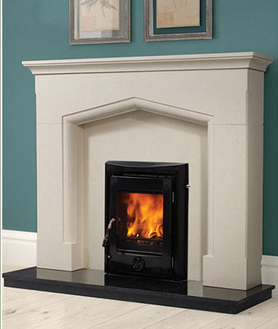 Coniston Marble Fireplace