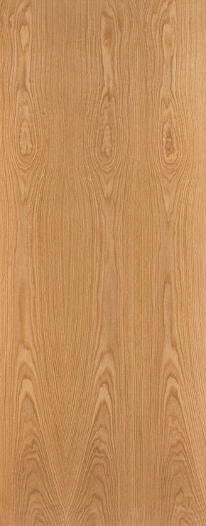 Flush Oak Internal Door