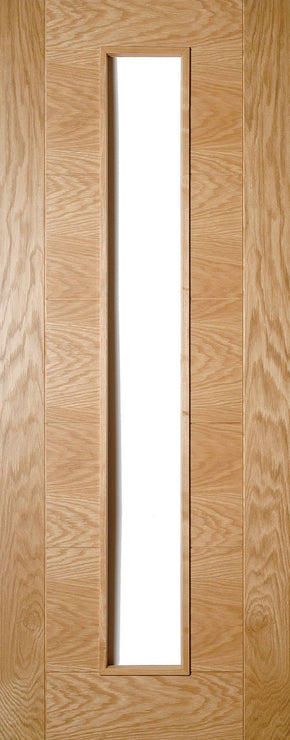 HP16G Oak Internal Door