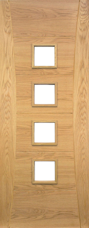 HP18G Oak Internal Door
