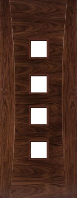 HP18G Walnut Internal Door