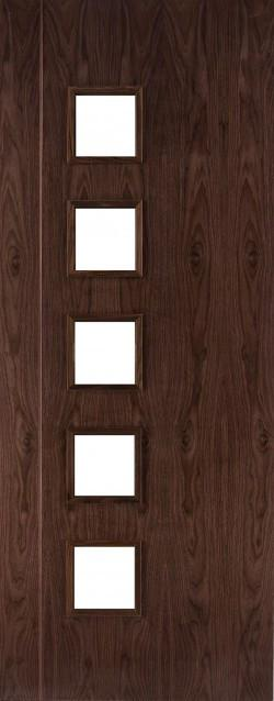 HP19G Walnut Internal Door