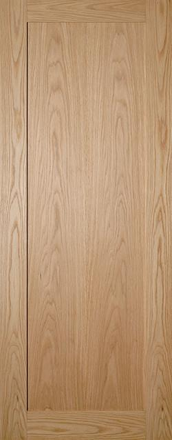 Oak Shaker Internal Door