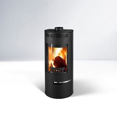 THORMA ANDORRA 7KW FREE STANDING WOOD BURNING STOVE