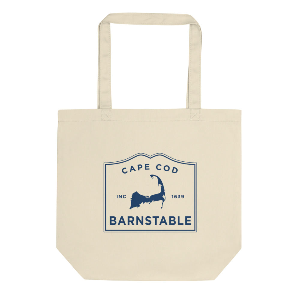 Barnstable Cape Cod Tote Bag