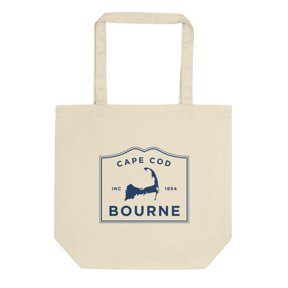 Bourne Cape Cod Tote Bag
