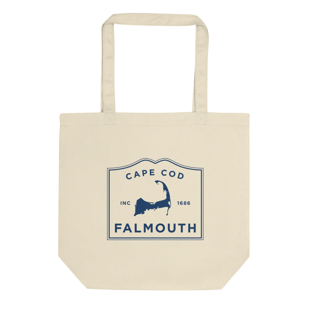 Falmouth Cape Cod Tote Bag