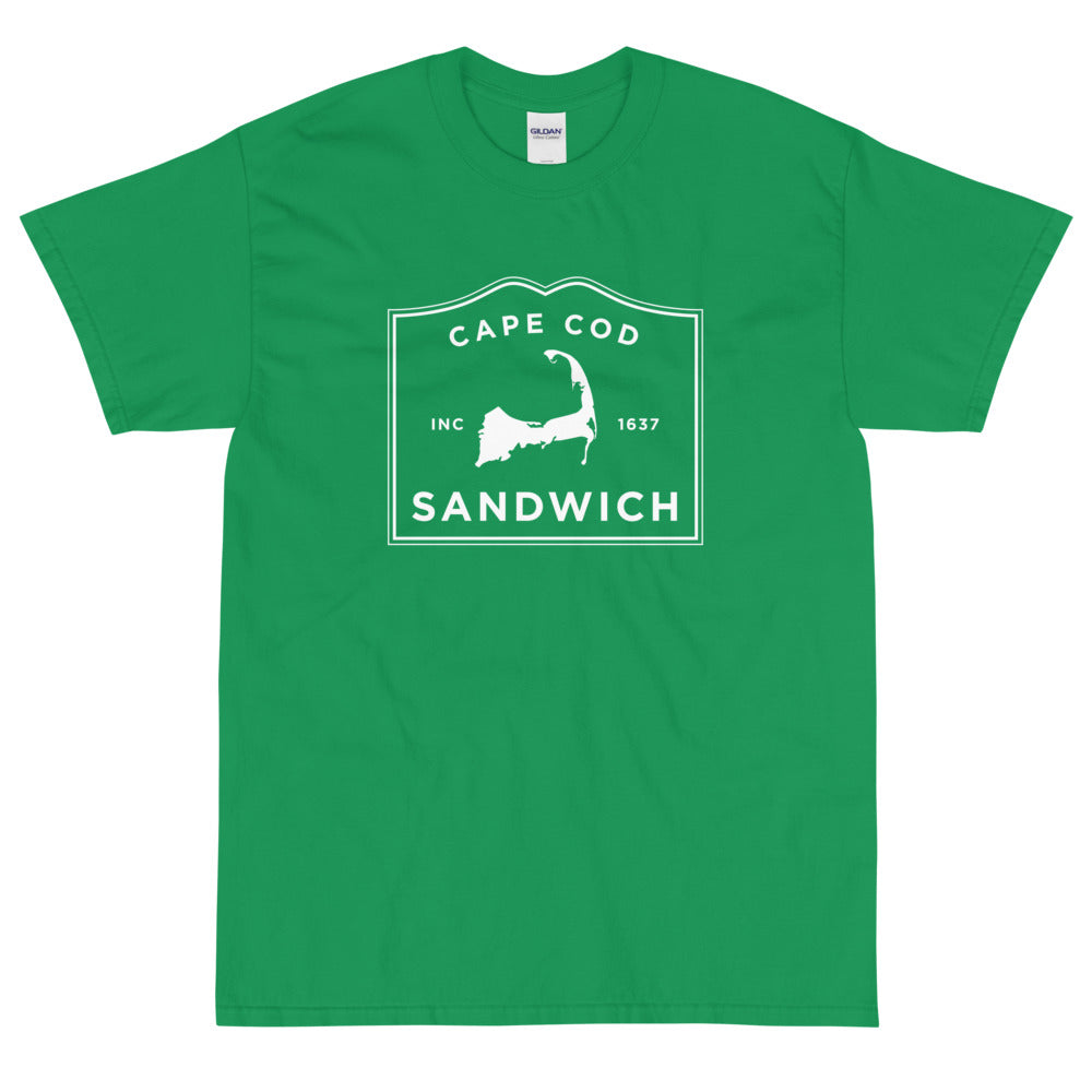 Sandwich Cape Cod Short Sleeve T-Shirt