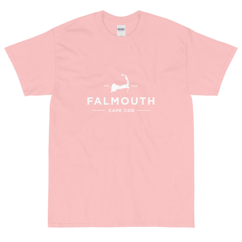 Falmouth Cape Cod Short Sleeve T-Shirt