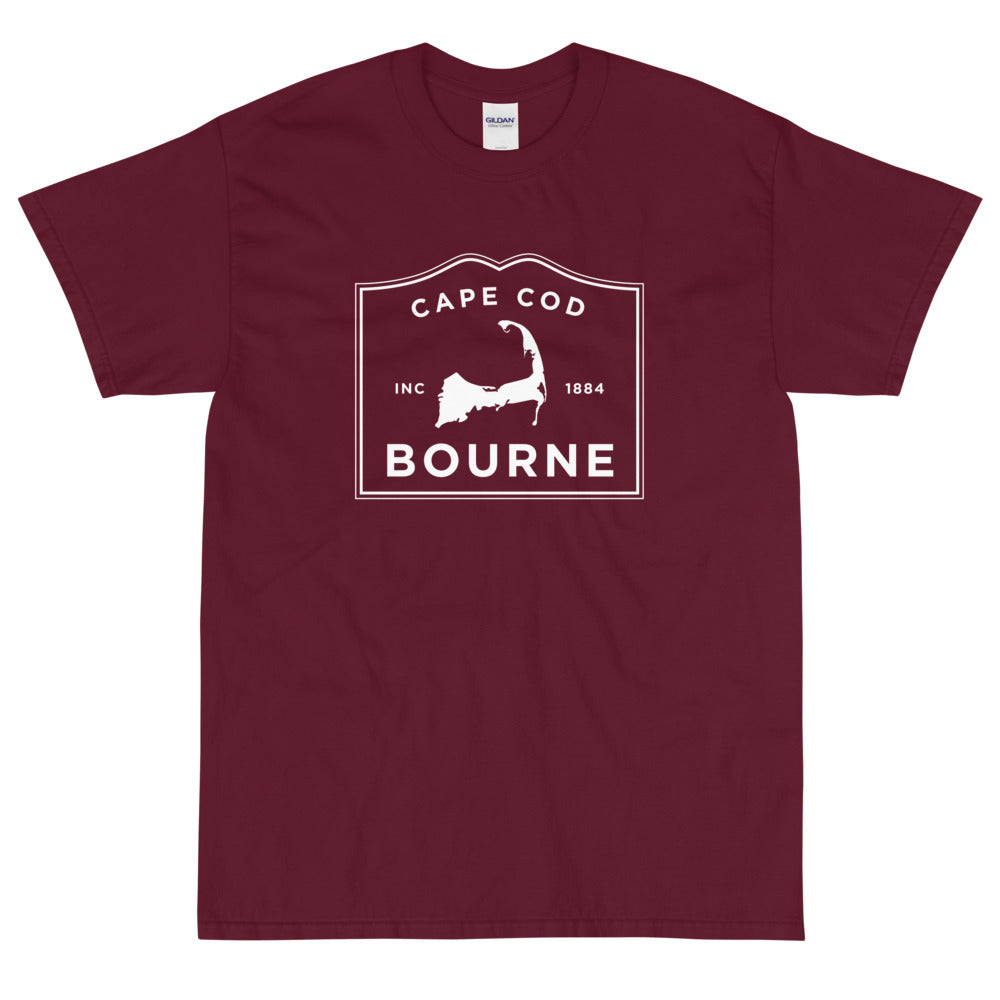 Bourne Cape Cod Short Sleeve T-Shirt