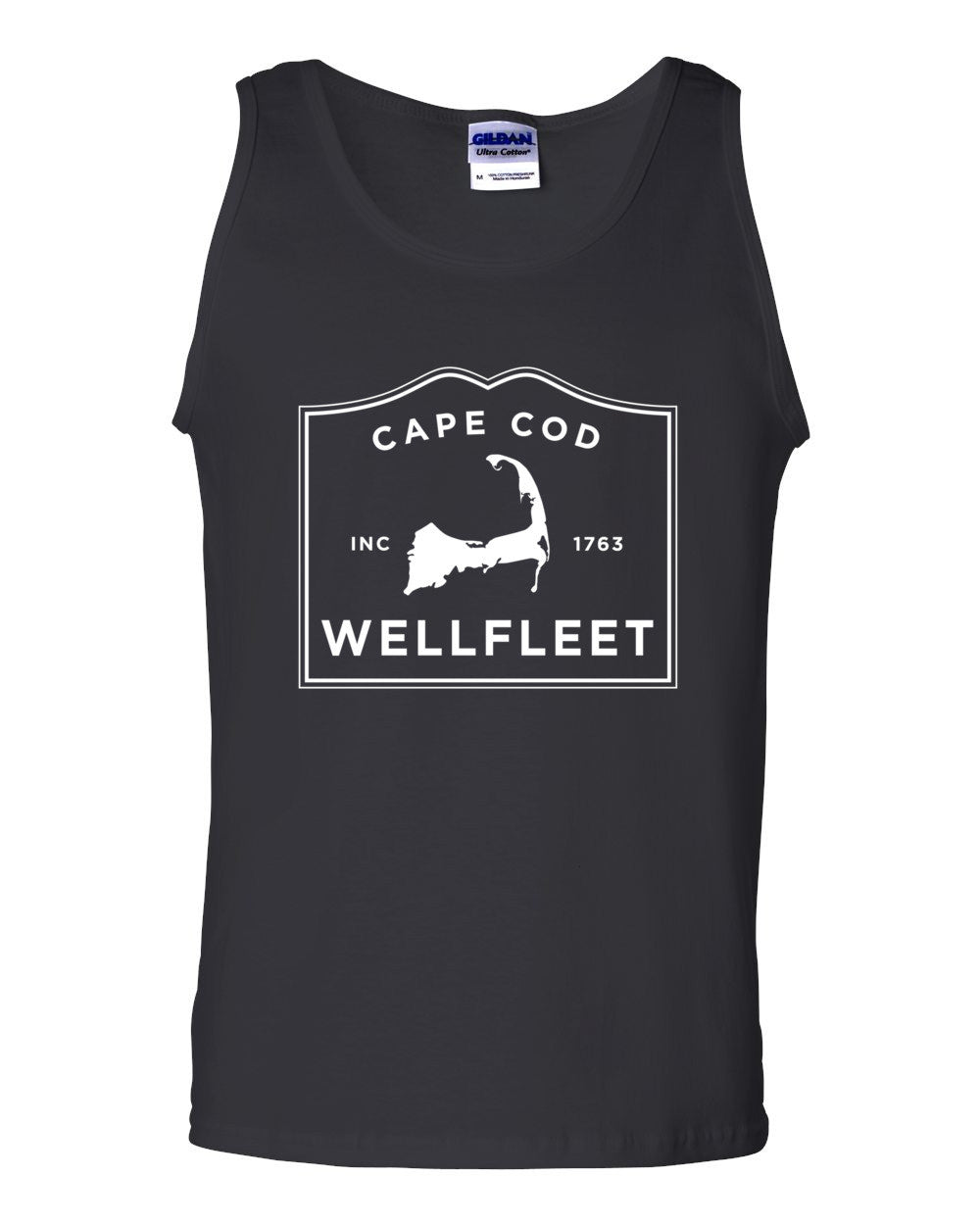 Wellfleet Cape Cod Tank Top