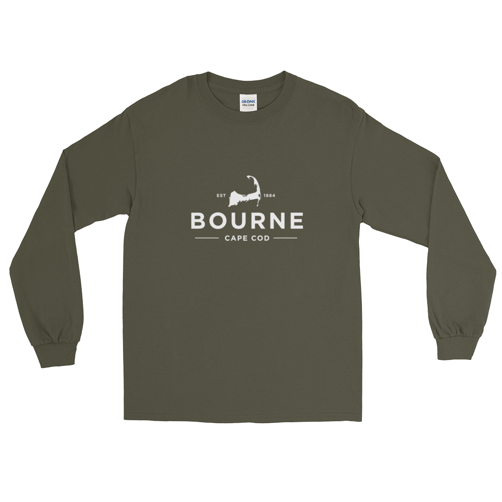 Bourne Cape Cod Long Sleeve T-Shirt