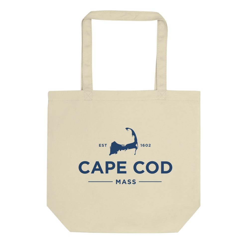 Cape Cod Mass Tote Bag