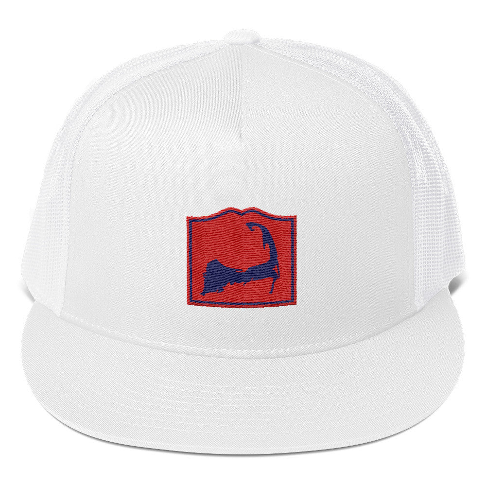 Cape Cod Insta Trucker Hat