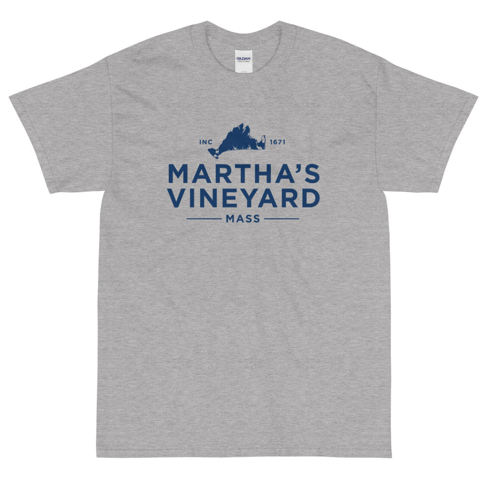 Martha's Vineyard Short Sleeve T-Shirt