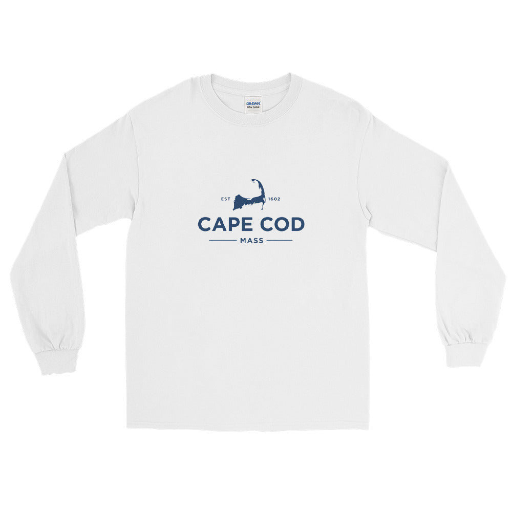 Cape Cod Mass Long Sleeve T-Shirt