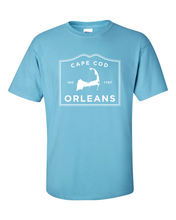 Orleans Cape Cod short sleeve t-shirt