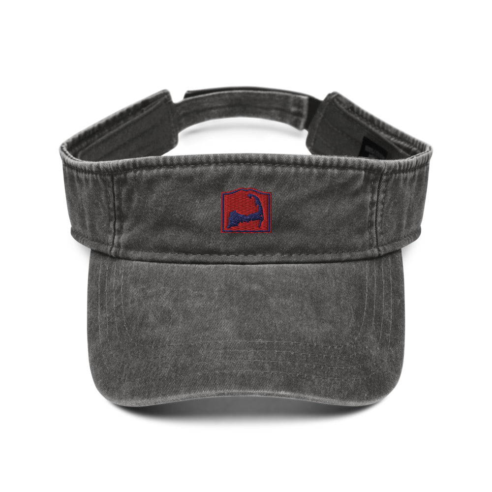 Cape Cod Denim Visor