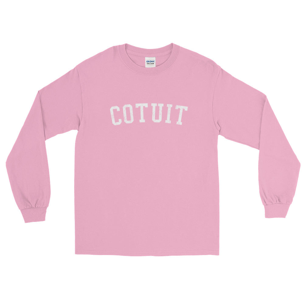 Cotuit Cape Cod Long Sleeve T-Shirt