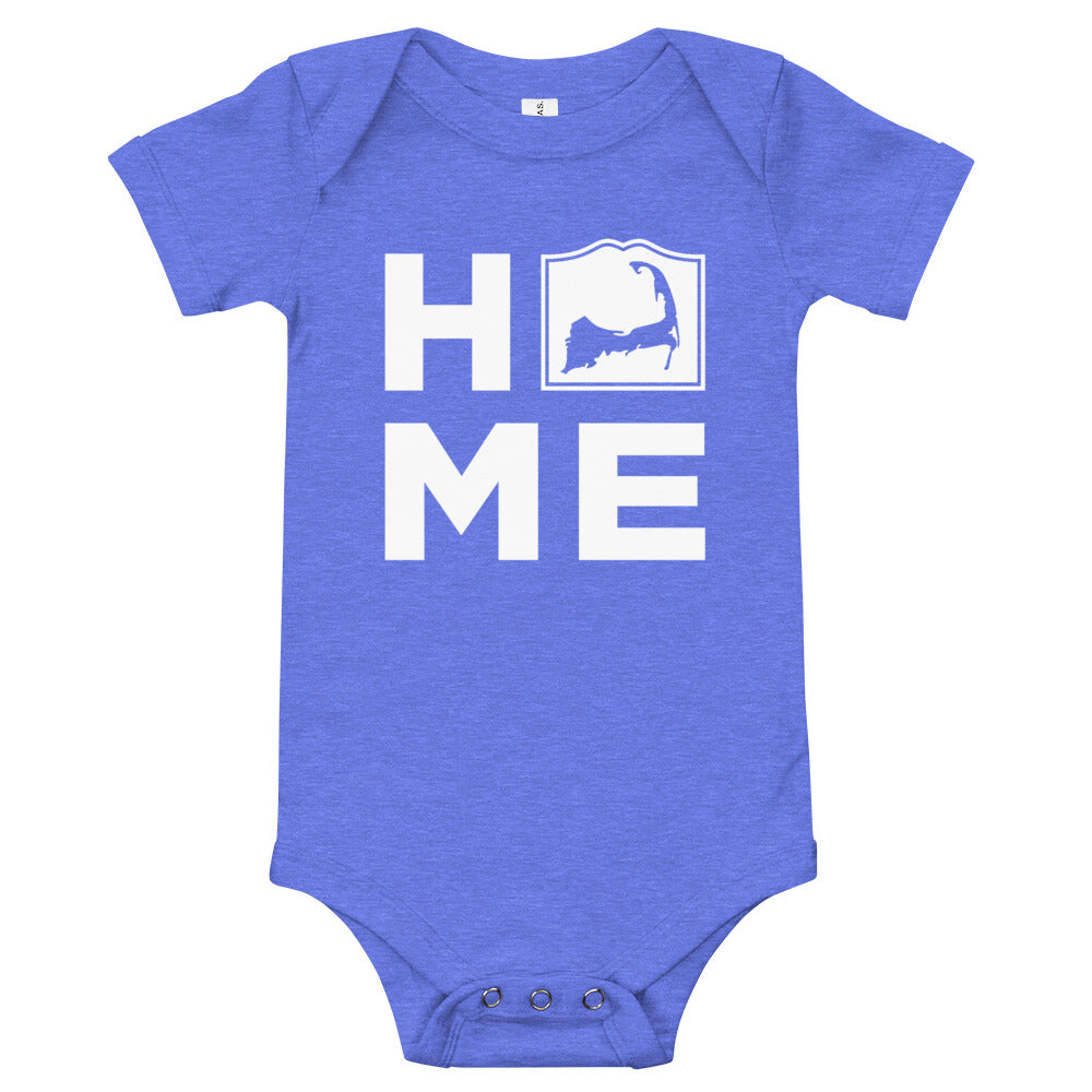 Cape Cod Home Baby Onesie