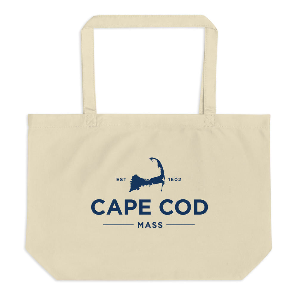 Cape Cod Large Tote Bag