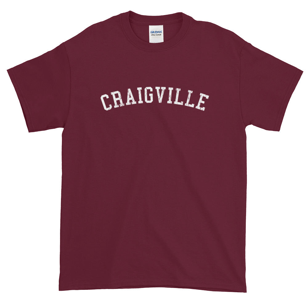 Craigville Cape Cod Short Sleeve T-Shirt Vintage Look
