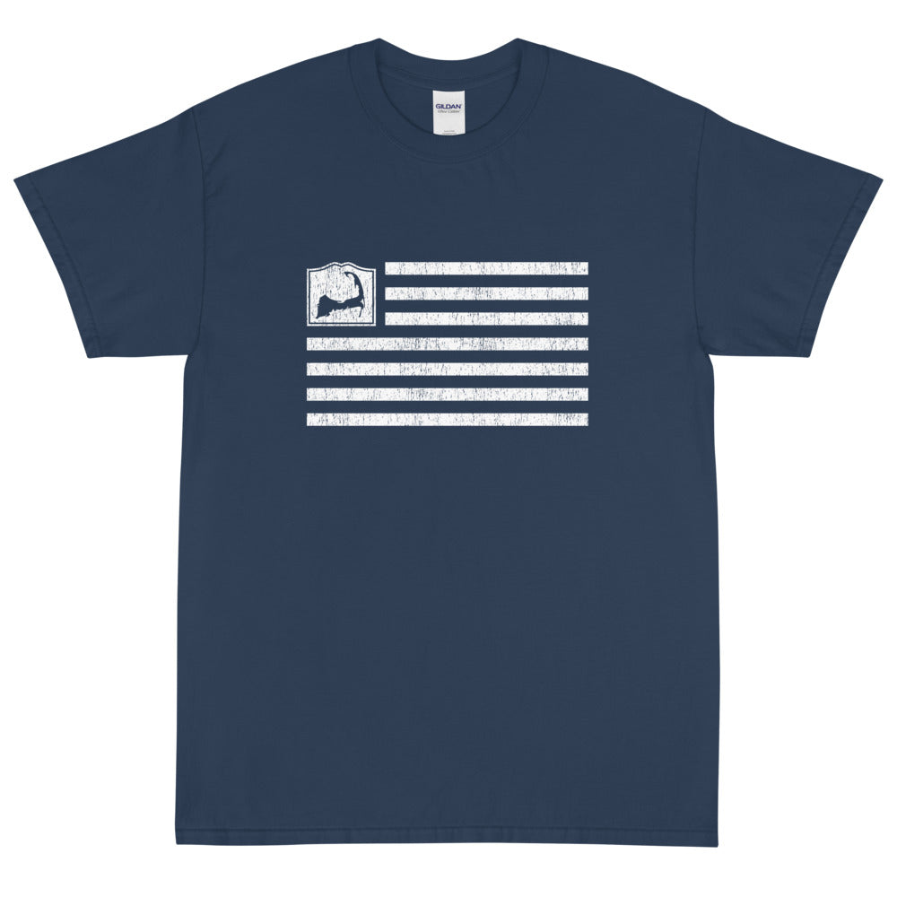 Cape Cod Flag Short Sleeve T-Shirt