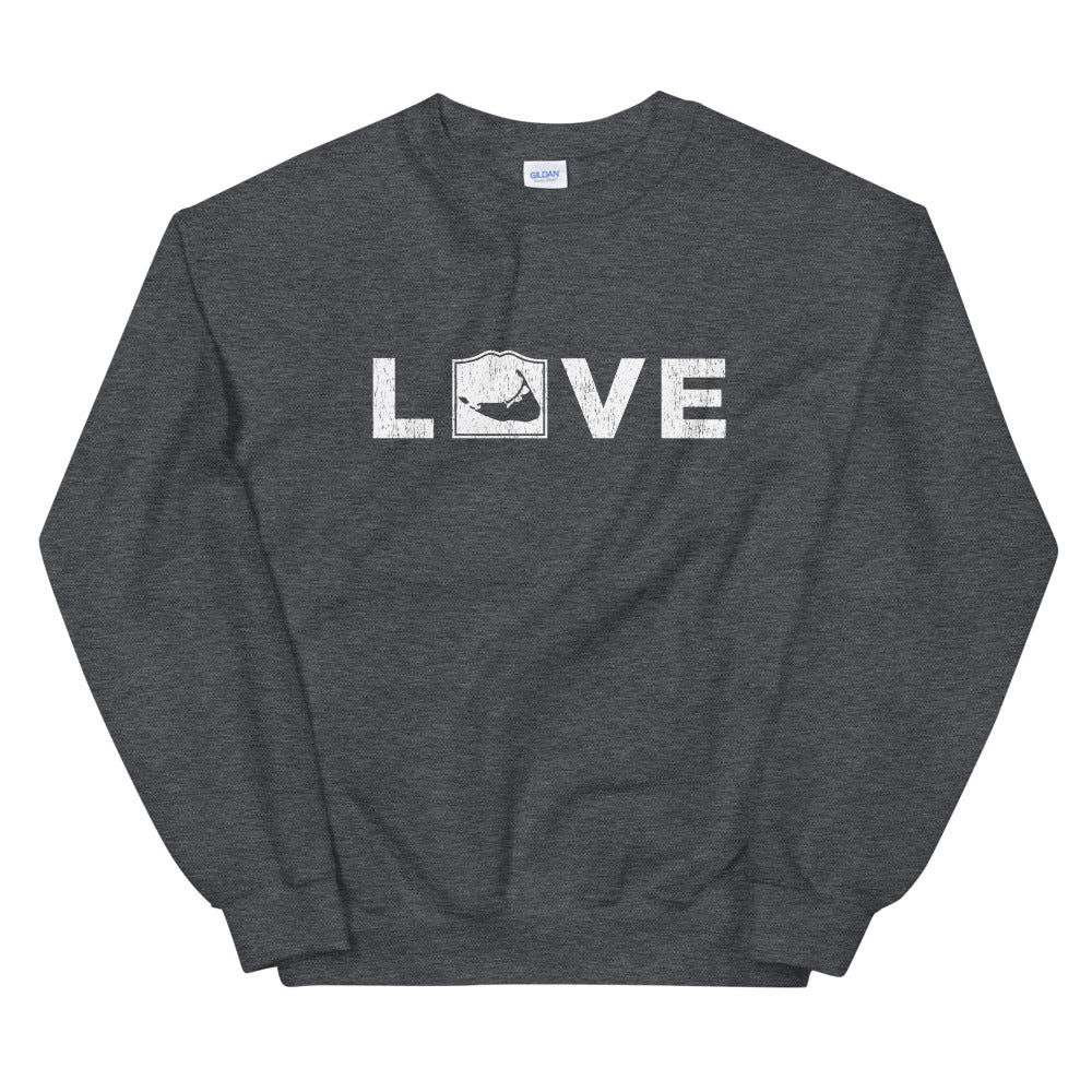 Nantucket LOVE Sweatshirt