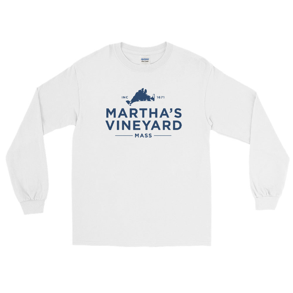 Martha's Vineyard Long Sleeve Shirt