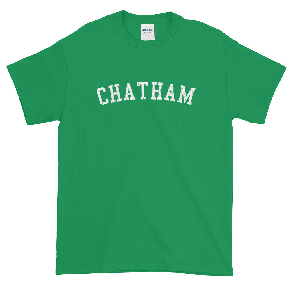 Chatham Cape Cod Short Sleeve T-Shirt Vintage Look
