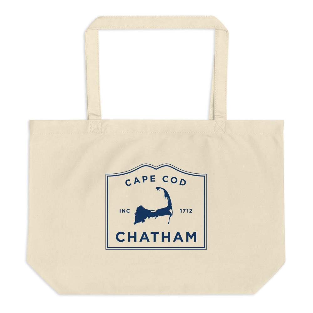 Chatham Cape Cod Large Tote Bag