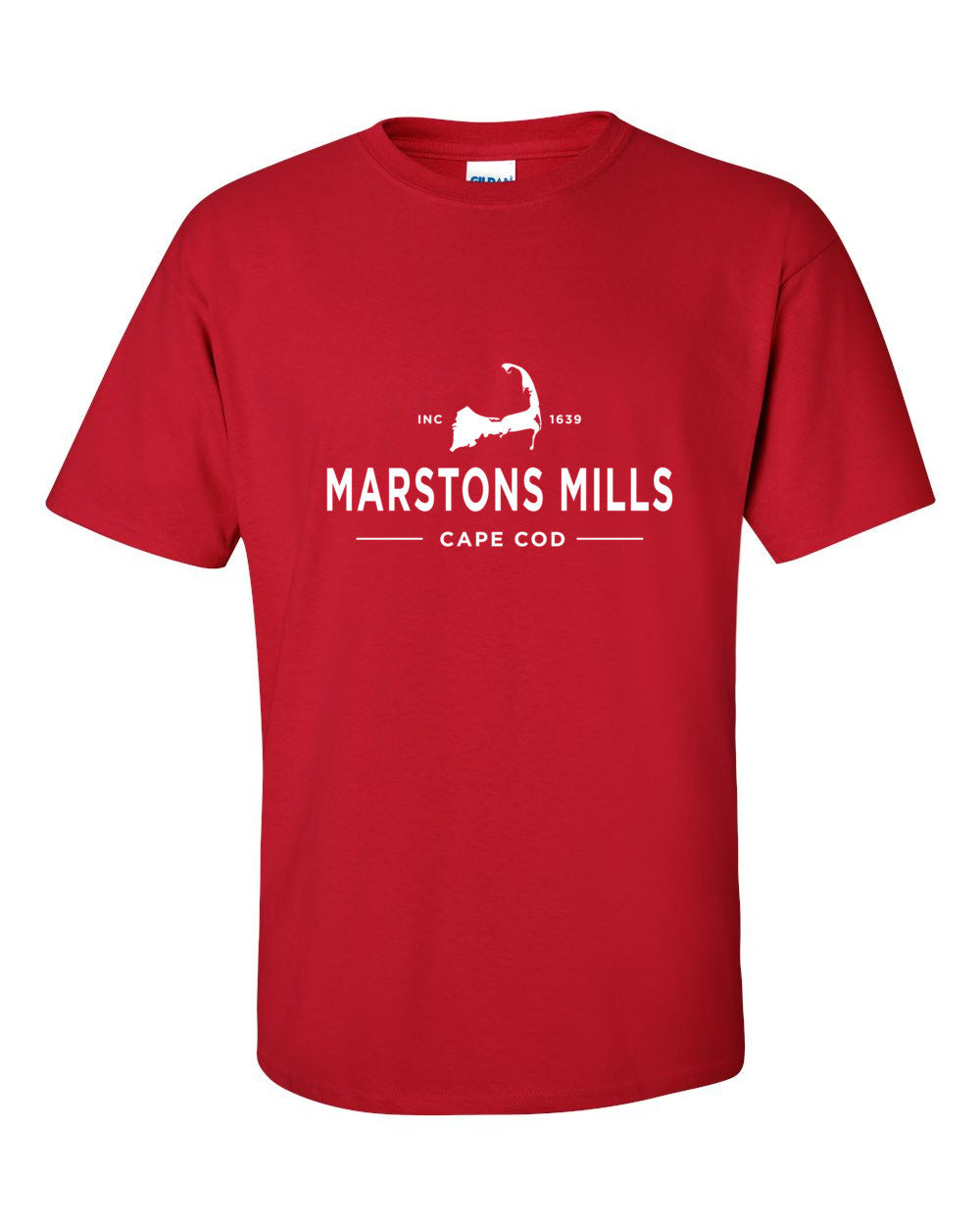 Marstons Mills Cape Cod Short sleeve t-shirt