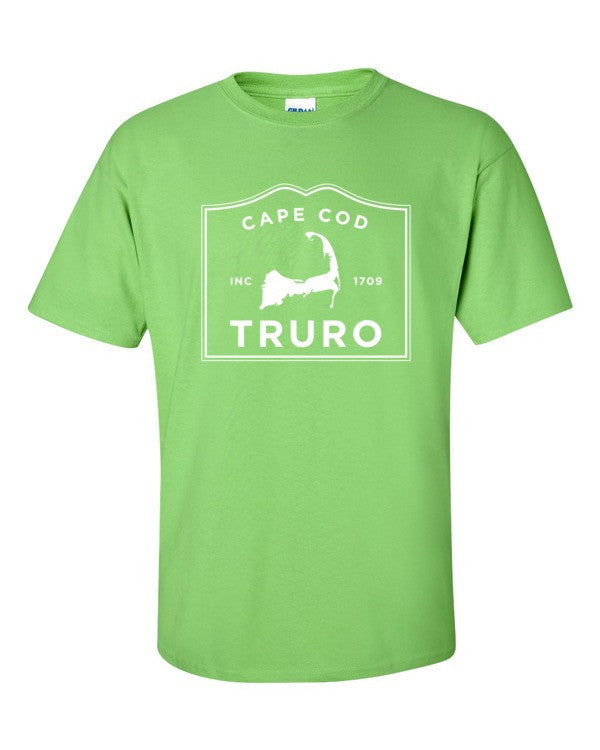 Truro Cape Cod short sleeve t-shirt