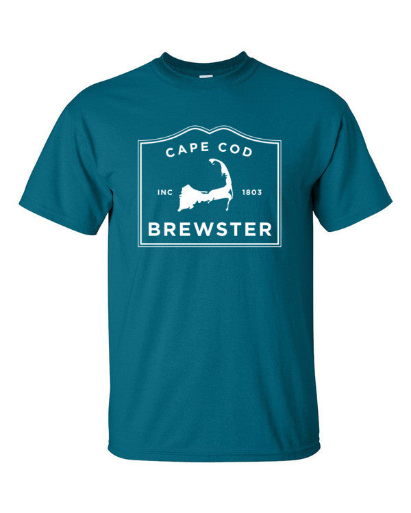 Brewster Cape Cod short sleeve t-shirt