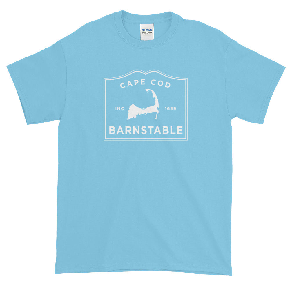 Barnstable Cape Cod short sleeve t-shirt