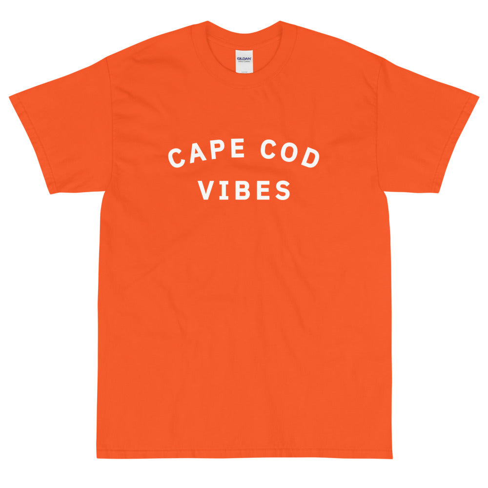 Cape Cod Vibes Short Sleeve T-Shirt