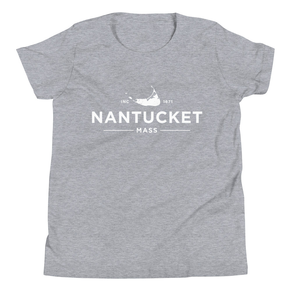 Nantucket Youth Short Sleeve T-Shirt