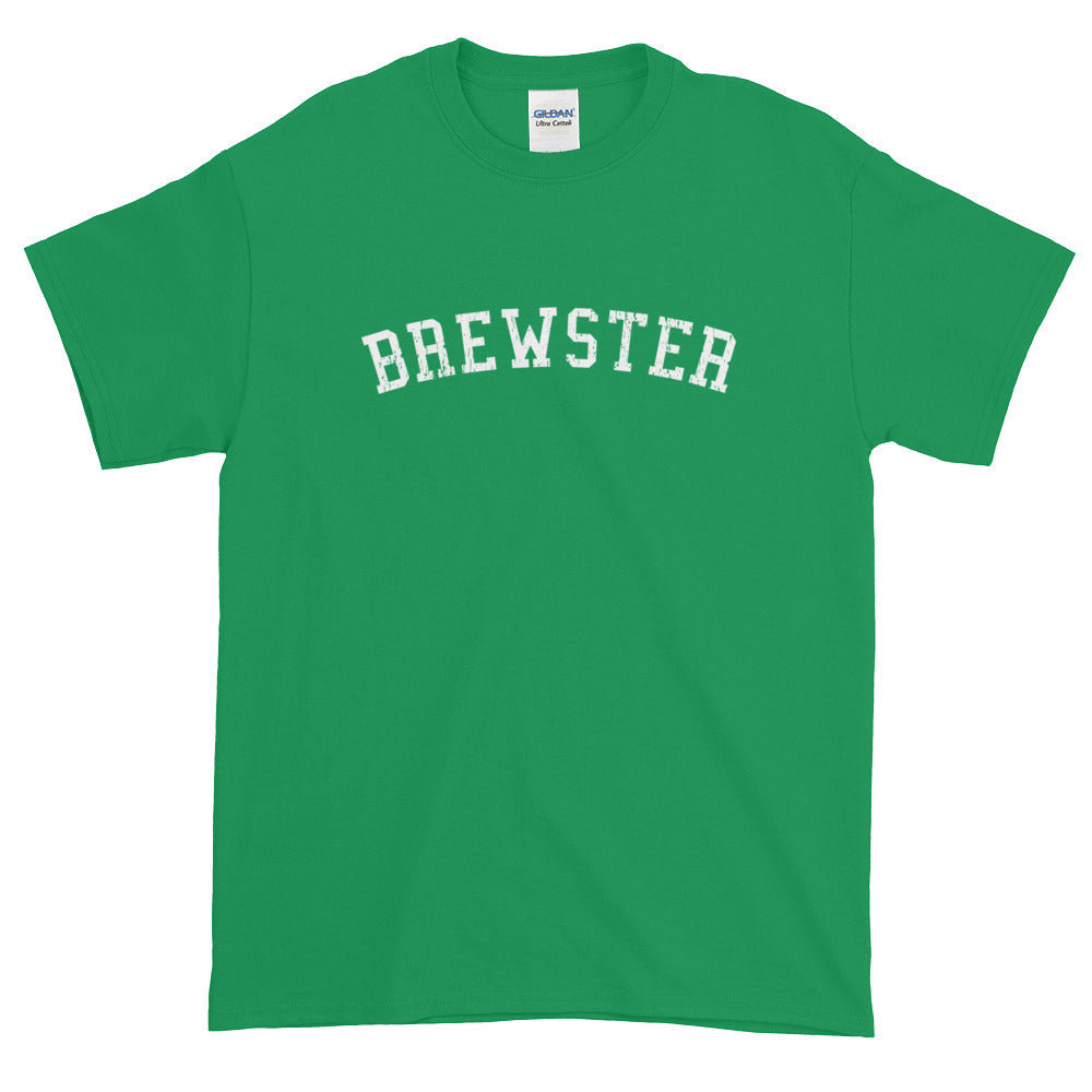 Brewster Cape Cod Short Sleeve T-Shirt Vintage Look