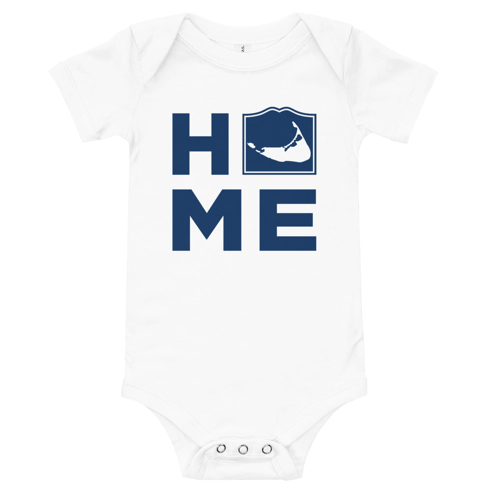 Nantucket HOME Baby Onesie
