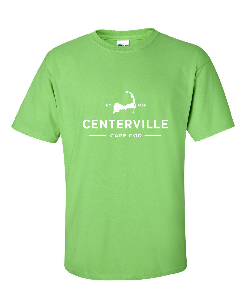 Centerville Cape Cod short sleeve t-shirt