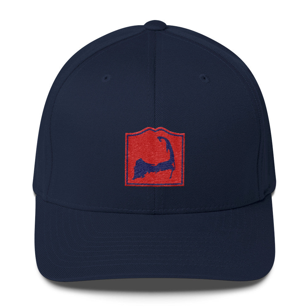 Cape Cod Insta Flexfit Structured Twill Hat