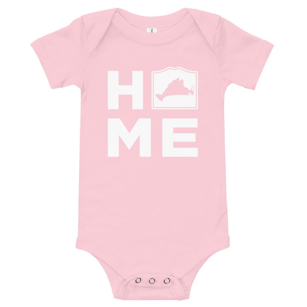 Martha's Vineyard HOME Baby Onesie