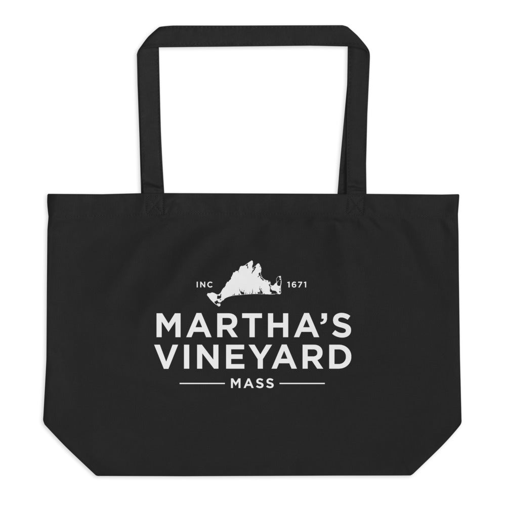 Martha's Vineyard Large Tote Bag