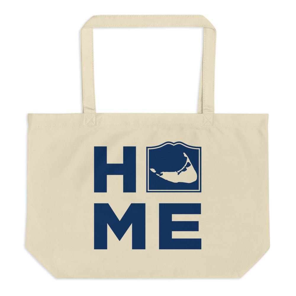 Nantucket HOME Large Tote Bag
