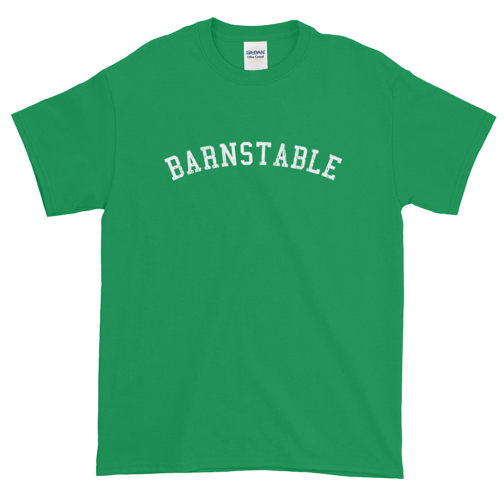 Barnstable Cape Cod Short Sleeve T-Shirt Vintage Look