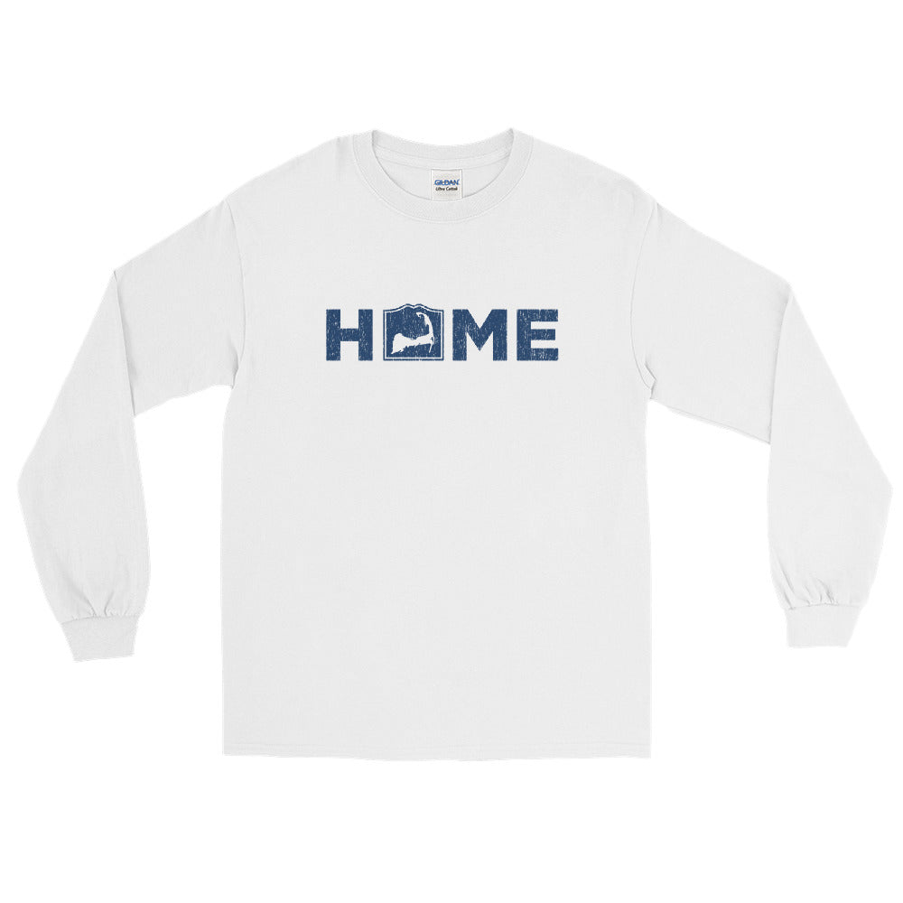 Cape Cod Home Long Sleeve Shirt