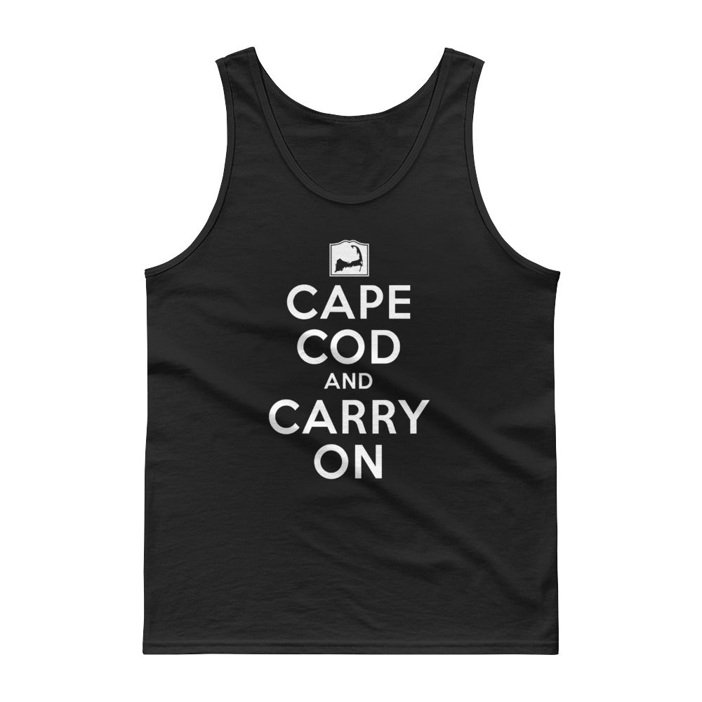 Cape Cod And Carry On Tank Top