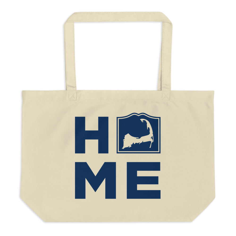 Cape Cod HOME Large Tote Bag