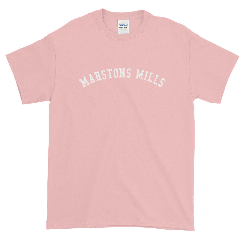 Marstons Mills Cape Cod Short Sleeve T-Shirt Vintage Look